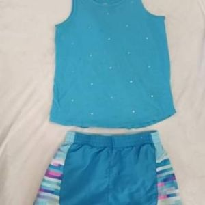 Girls Summer 2 pc Outfit